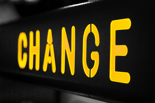 5 Simple Steps To Creating Change