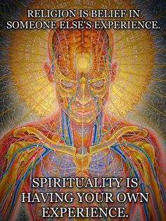 Are You Spiritual or Religious?